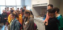 Laboratorio de química metálica.