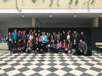 Visita Escuela de Arte Antonio López deTomelloso